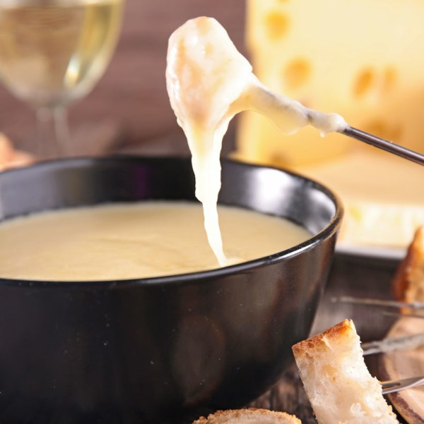 Image of Cheese Fondue