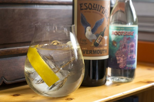 Image of Vermouth & Tonic