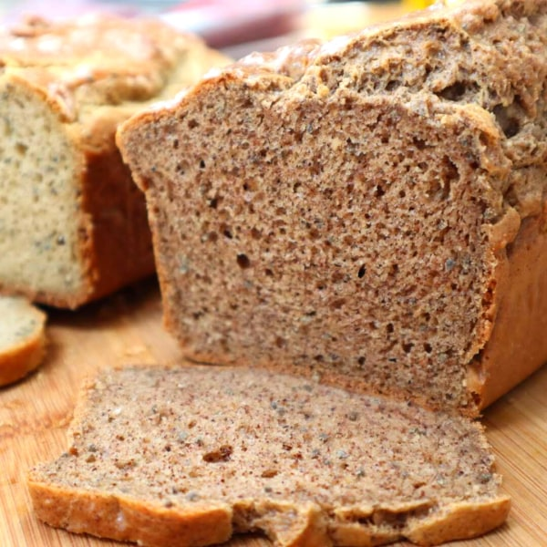 Image of Almond Butter Bread