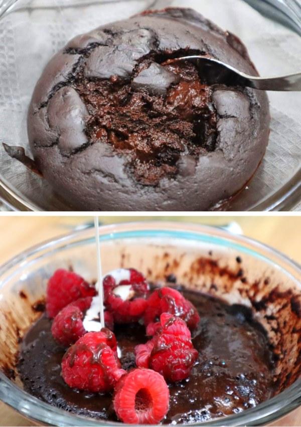 Image of Chocolate Lava Cake