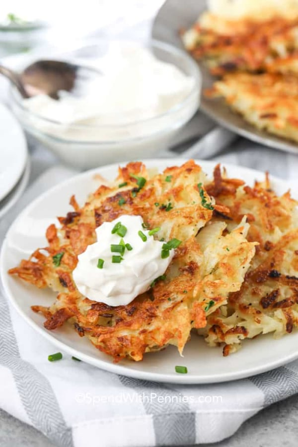 Image of Potato Pancakes