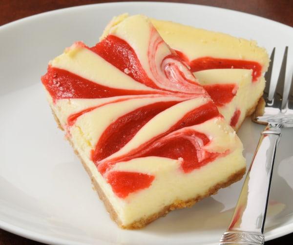 Image of Cheesecake Jam Bars