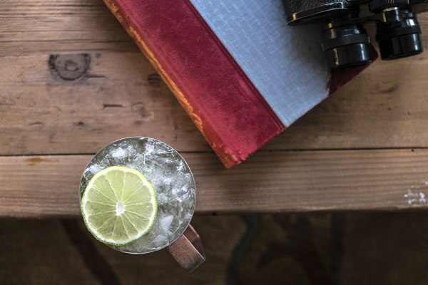 Image of Moscow Mule Recipe
