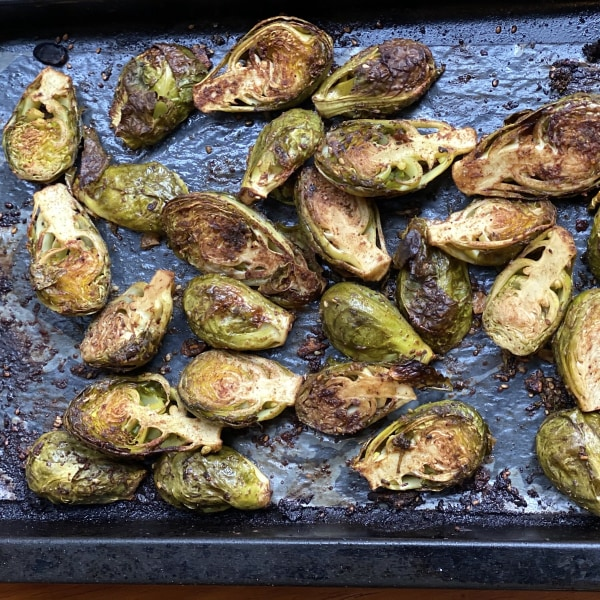 Image of Reims Roasted Brussels Sprouts