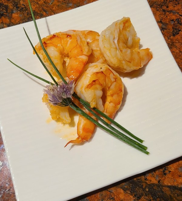 Image of Prawns with Lime & Coconut