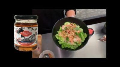 Image of Vietnamese Prawn Salad