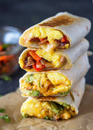 Image of Mexican Egg Wrap