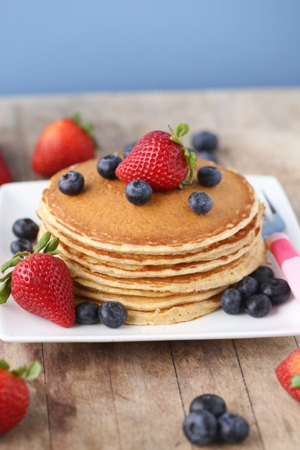 Image of Cottage Cheese Pancakes