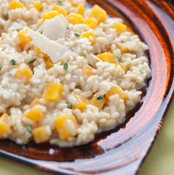 Image of Risotto with Butternut Squash