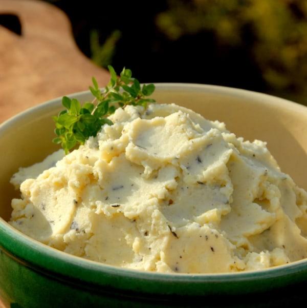 Image of Rosemary Mashed Potatoes