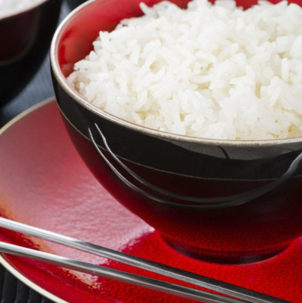 Image of Steamed White Rice
