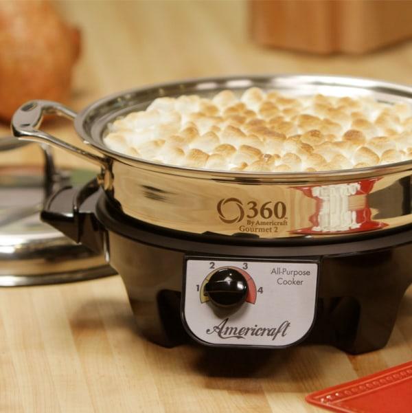 Image of Nana's Sweet Potato Casserole