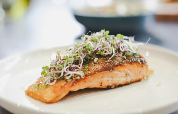 Image of Miso Seared Salmon