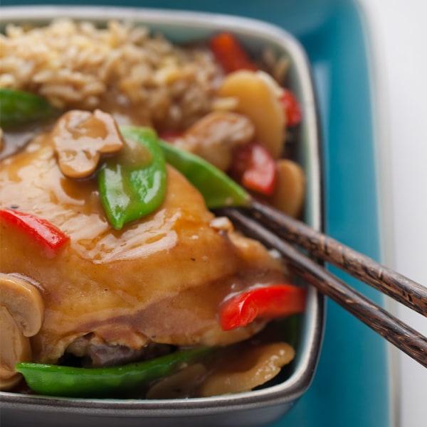 Image of Oriental Chicken