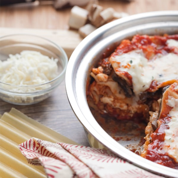 Image of Skillet Lasagna