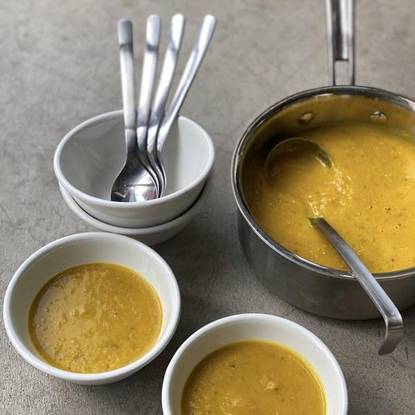 Image ofButternut Squash & Vadouvan Soup