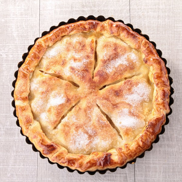 Image of Snow White Gooseberry Pie