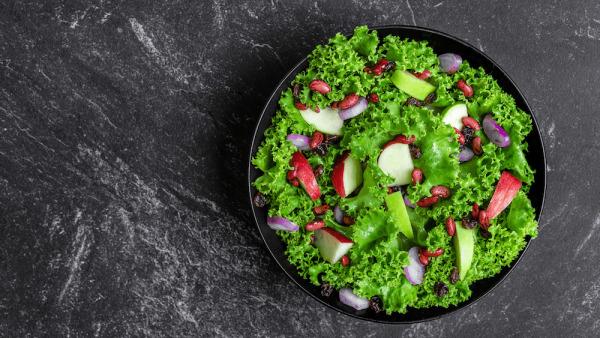 Image of Vegan Watercress Salad Recipe