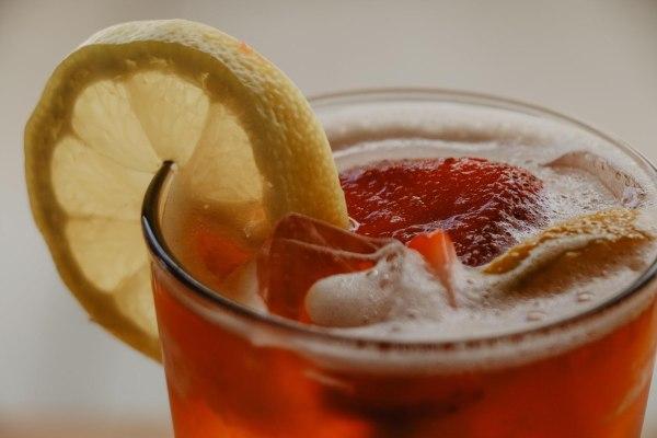 Image ofStrawberry Lemonade Moonshine Recipe