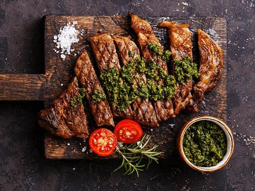 Image of Chimichurri Skirt Steak