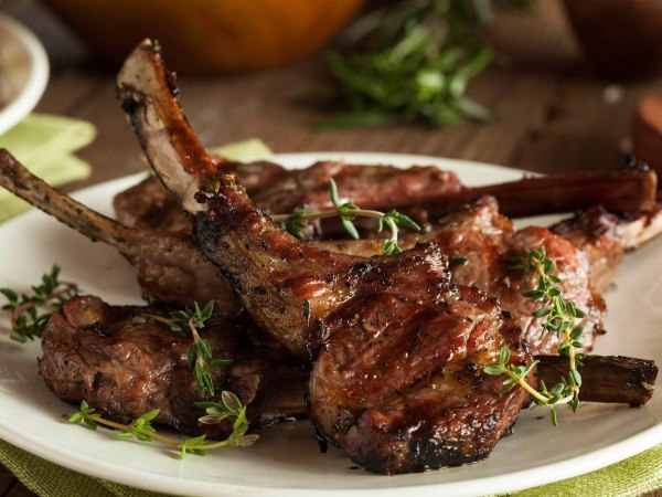 Image of Grilled Lamb Chops