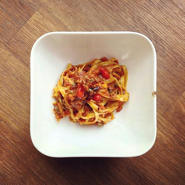 Image of Pasta Puttanesca