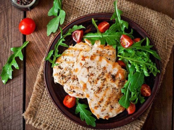 Image of Grilled Organic Chicken