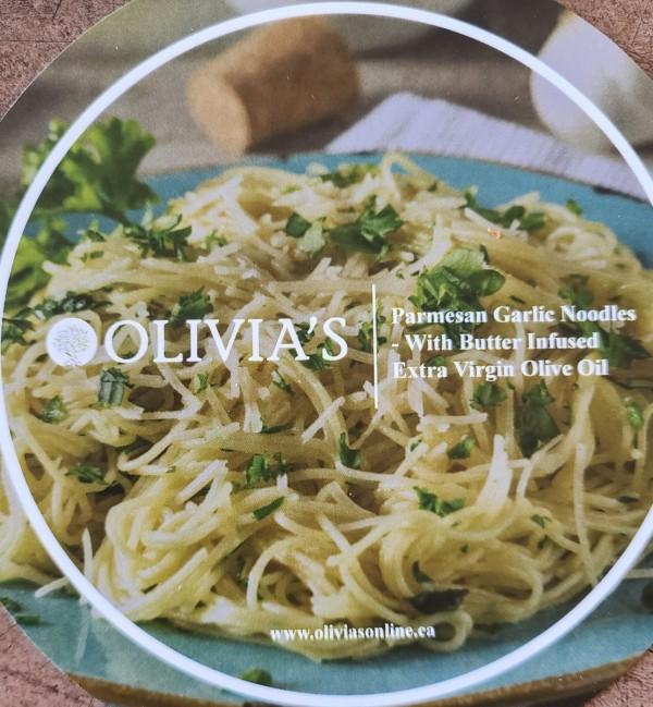 Image of Parmesan Garlic Pasta
