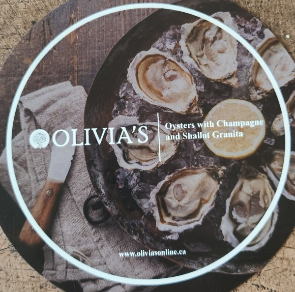 Image of Oysters with Champagne and Shallot Granita