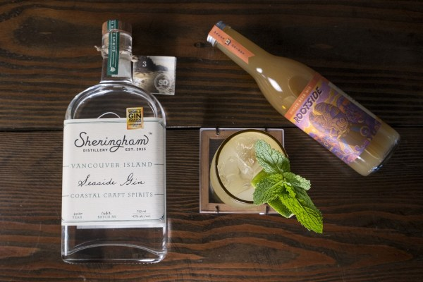 Image of Gin Gin Mule
