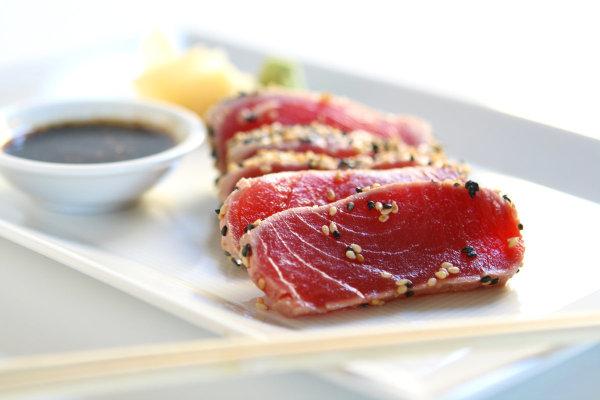 Image ofSesame Seared Tuna