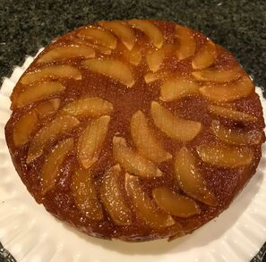 Image of Maple Apple Upside Down Cake