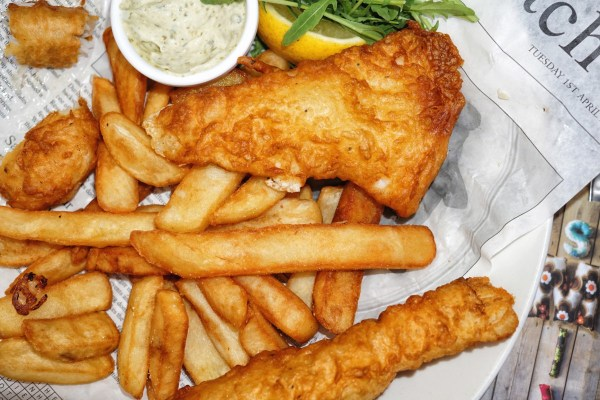 Image ofClassic Fish & Chips