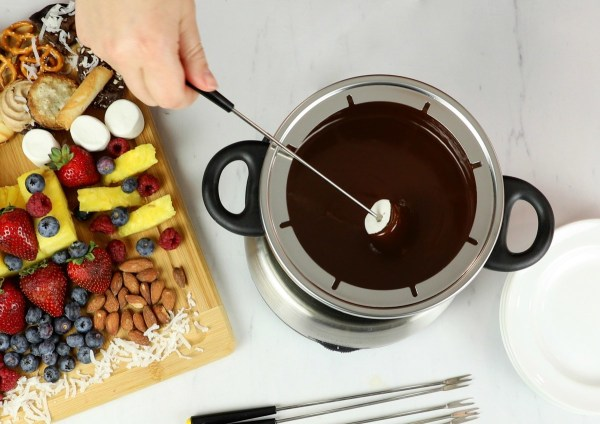 Image of Perfect Chocolate Fondue