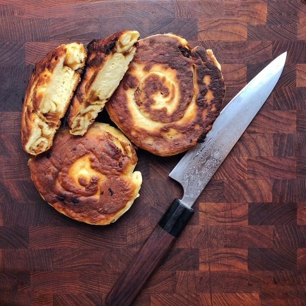 Image of Easy Katama Bread