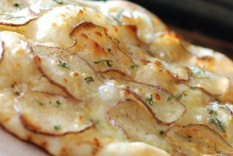 Image of Potato Pizza