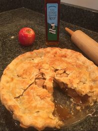 Image of Maple Apple Pie