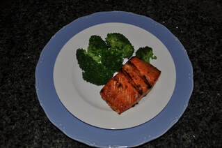 Image of Maple Grilled Salmon