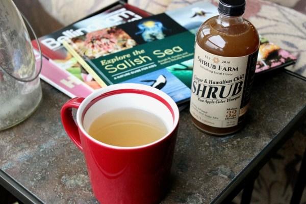 Image ofGinger and Hawaiian Chili Tea