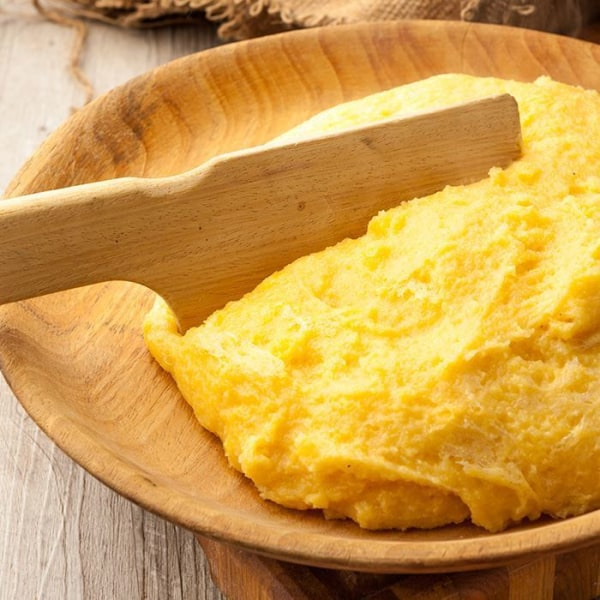 Image of Basic and Easy Polenta