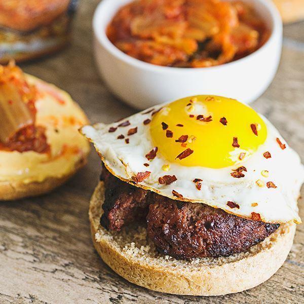 Image ofKimchi Burger