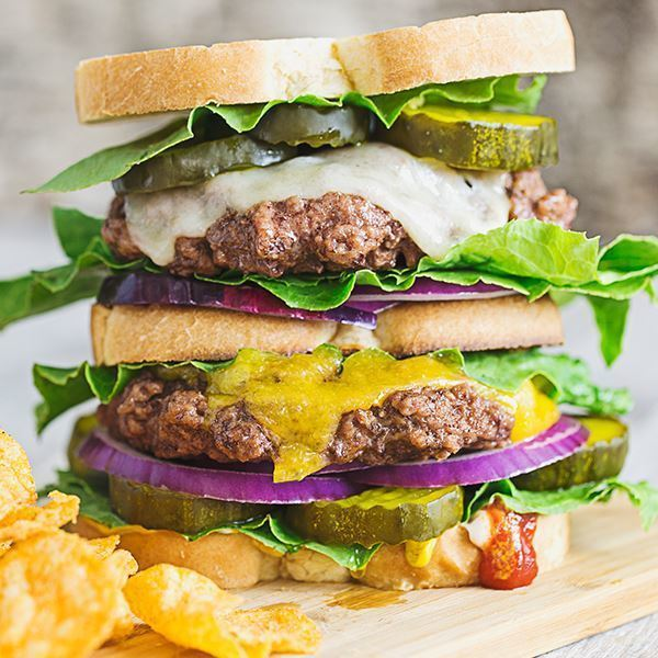 Image of Sandwich Cheeseburger