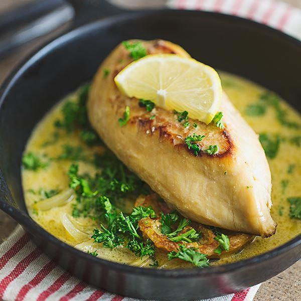 Image of Lemon Chicken for One