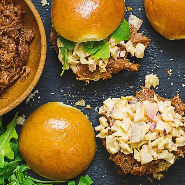 Image of Pulled Pork Sandwich