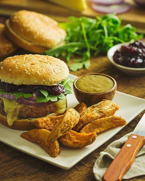 Image of Thanksgiving Burger