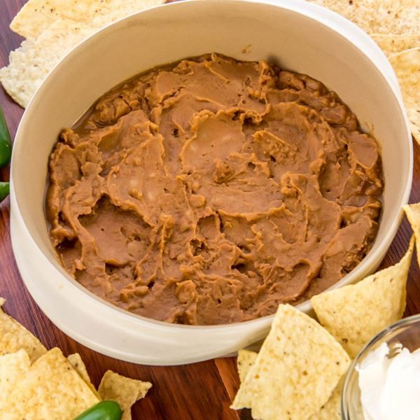 Image of Queso Bean Dip