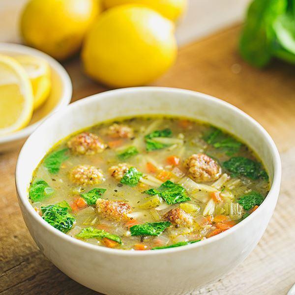 Image of Italian Wedding Soup