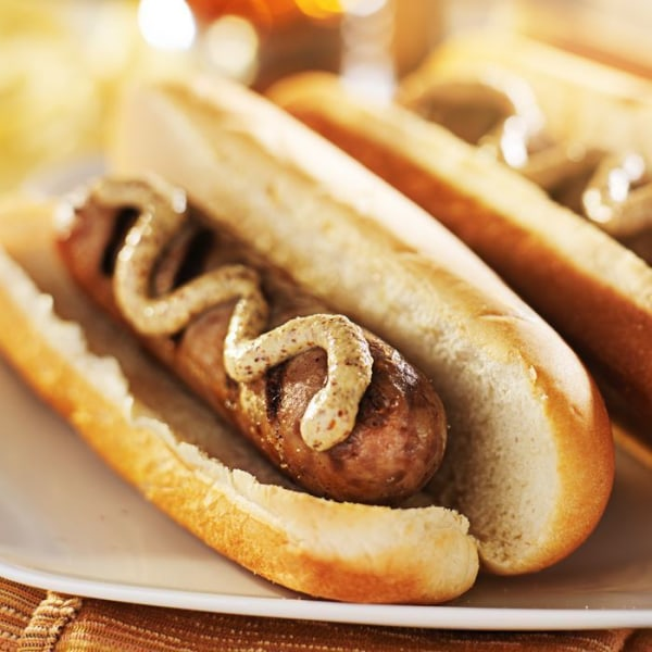 Image of Beer-Braised Brats