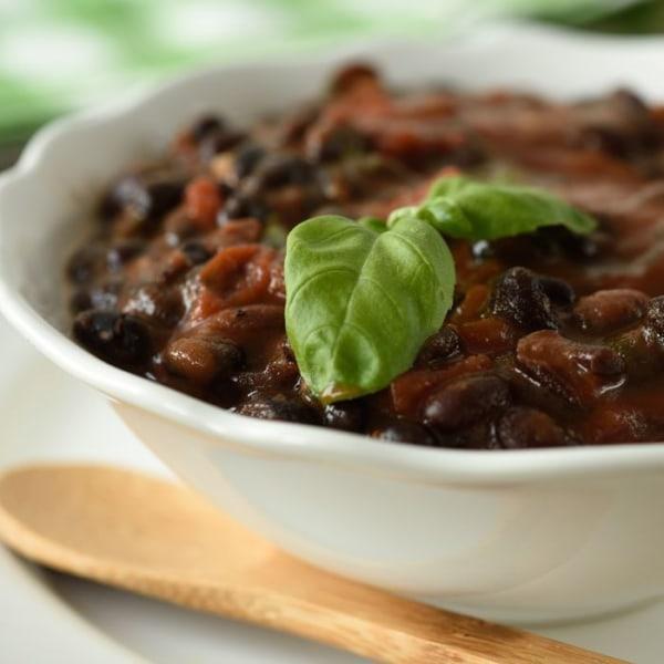 Image of Black Bean Chili