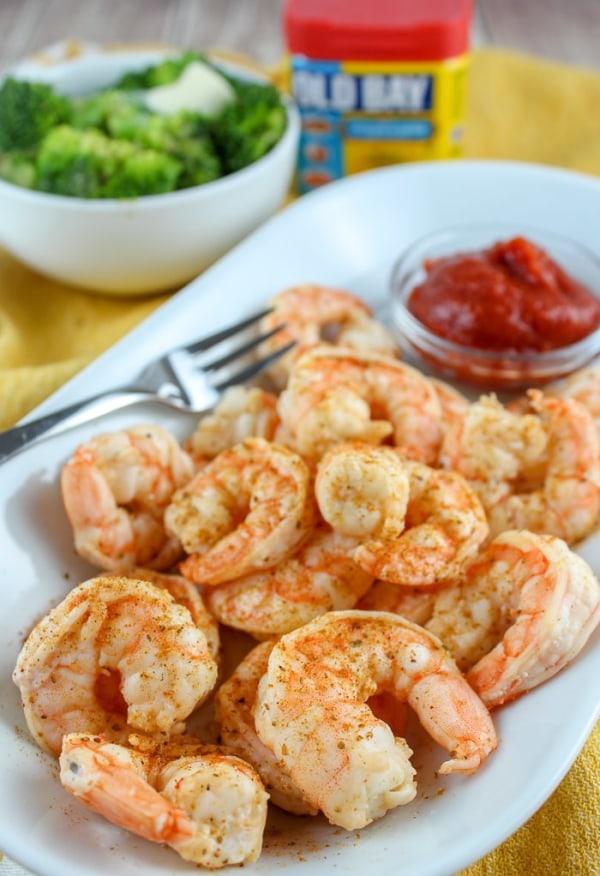 Image ofOld Bay Steamed Jumbo Shrimp